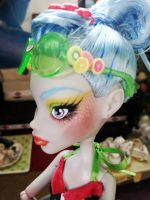 Passion Fruits Ghoulia by SentinelDeMilo