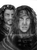 Vincent and Reeve by ZuEnde