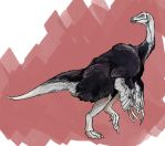 Therizinosaurus by saeto15