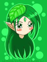 Chibi Element: Earth or Nature by TearsOfBlood943
