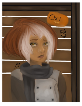My oc owl :3 by NeonBuns