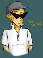 HS: Bro Strider by dark--romance