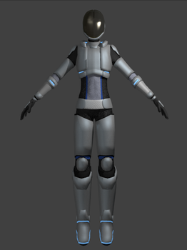 Game character model by Jack-Wabbit