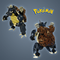 Pokemon: Blastoise by retinence