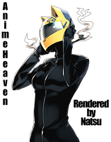 Celty Render by HeiwajimaShizuo