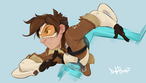 Tracer by tomaytoTOMAHTO