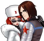 Badass couple_Avengers Academy by Milady666