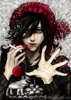 :3: Uchiha Madara Abercrombie + Fitch by 80000V