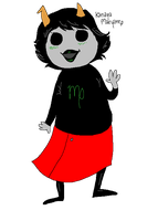 Weird Kanaya thing by Palindromee