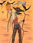 The Scarecrown Cometh by OmegaDevin