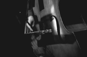 The Cello - wallpaper by chirilas