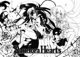 Pandora Hearts : Alice by BooS2