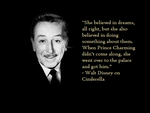 Walt Disney by waddledee13