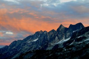 fire mountains by BCMountainClimber