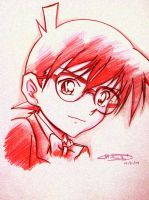 Detective Conan by Moondrophime