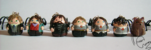 HP - Marauders Charms by ravengrimm