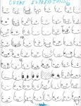 Chibi Expressions by nataliaarizpe