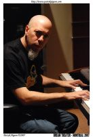 Dream Theater - Jordan Rudess by MrSyn