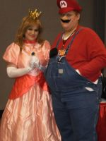 Mario and Peach 7 by kcjedi89