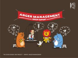 Wrath - Anger Management by rodrigobhz