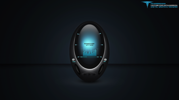 interface designs l media player by OfficialThunder