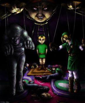 The Puppetmaster by trucydoll
