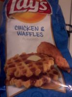 Chicken and waffles chips by Proud2BMe1936