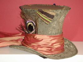 Mad Hatter Hat Full size 2 by acosplaylifeforme