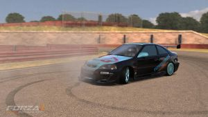 99' Civic Si by Gamer1ba