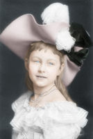 Princess Victoria Louise of Prussia by OTMARomanov