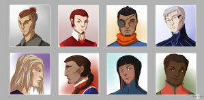TFP humanformers by M-hourglass