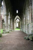 Tintern Abbey 18 - Stock by GothicBohemianStock