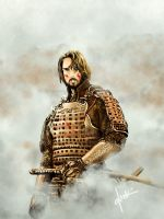 the last samurai by qbenk
