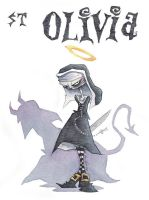 St Olivia 2004 by GrisGrimly