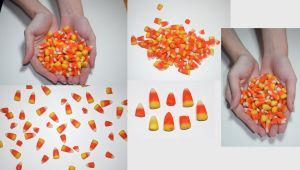 Candy Corn Set [CC0] by AwesomeStock