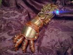 Steampunk Gauntlet by Skinz-N-Hydez