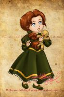 Little Fiona by MoonchildinTheSky