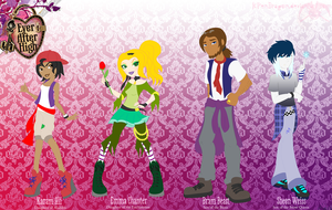EAH: The Gang by KPenDragon