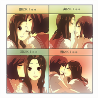 SNSD: kissing you baby by jackettt