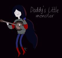 Daddy's little Monster by AndiScissorhands