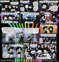 2007 EMA: the comic by Chocoreaper