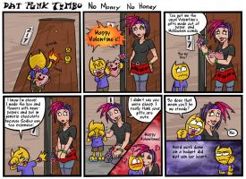 DPT: No Money No Honey by hooksnfangs