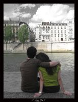 Paris the city of the lovers by purhipnoze