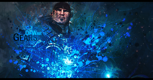 Gears of War by UriahCGFX