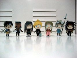 FF VII by smilerobinson