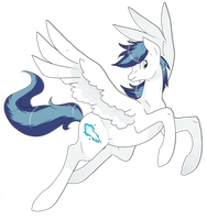 Commission: Starbolt Moonshadow by Rannarbananar