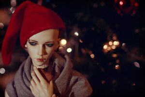 Have a Dolly X-mas by nathalye