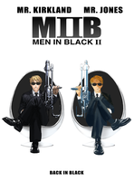 MIB crossover by hakuku