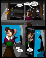 Keeping Up with Thursday, Issue 12 page 18 by AaronsArtStuff