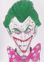 Joker's Smile by Algelis